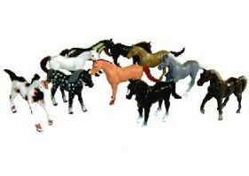 Horses Party Bag Fillers, pk10