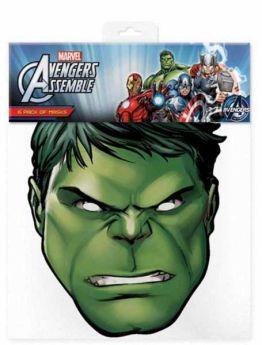 Avengers Hulk Mask