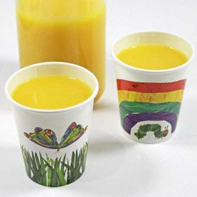 The Very Hungry Caterpillar Paper Party Cups, pk12