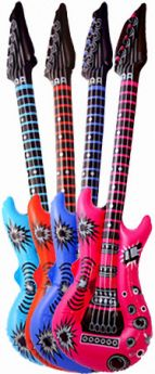Inflatable Guitar, 40 inch