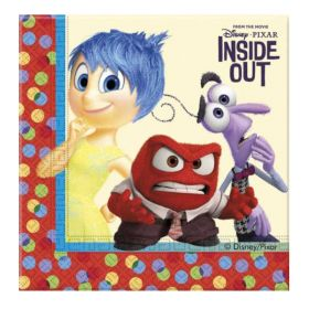 Inside Out Party Napkins