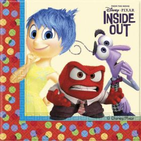 Inside Out Napkins pk20