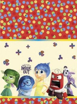 Inside Out Plastic Tablecover