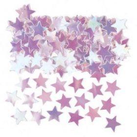 Iridescent Stardust Confetti