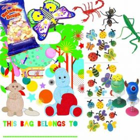 In The Night Garden Pre Filled Party Bags (No.1), One supplied