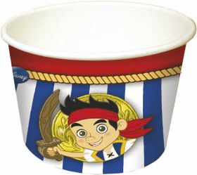 Jake & the Neverlands Pirates Treat Tubs, pk8