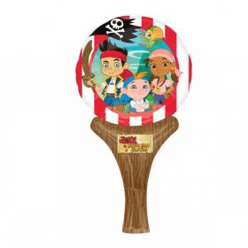 Jake & the Neverlands Pirates Inflate a Fun Airl Fill Party Balloon