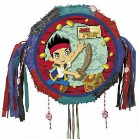 Jake and the Neverland Pirates Pullstring Pinata