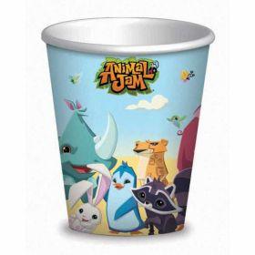 Animal Jam Cups pk8