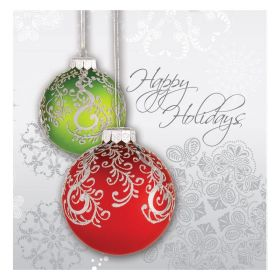 Jingle Bells Party Napkins