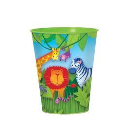 Jungle Animals Favour Cup