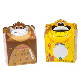 Jungle Animals Meal Boxes
