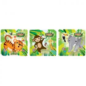 Jungle Animals Jigsaw Puzzles