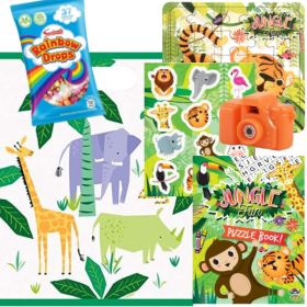 Animal Jungle Pre Filled Party Bags (no. 2)