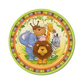 Jungle Animals Party Bowls