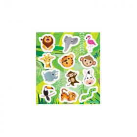 Jungle Sticker Sheet