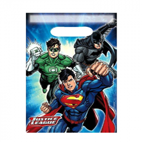 Justice League Party Bags