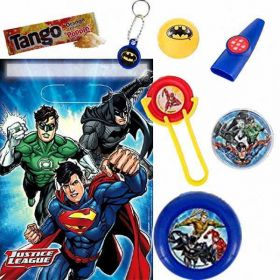 Justice League Pre Filled Party bags (No.1)