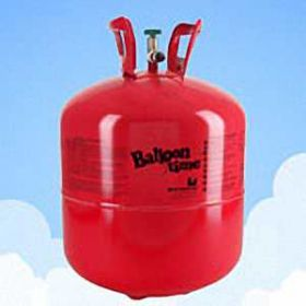 Large Helium Canister (Excluding balloons or ribbon)