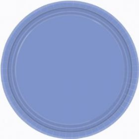 Lilac Paper Party Plates 22.8cm 8pk