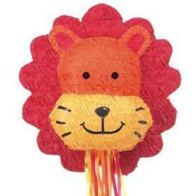 Lion Pullstring Pinata