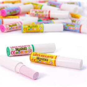 Love Hearts Lipstick Candy