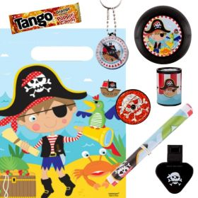 Little Pirate Pre Filled Party Bags (no.2), One Supplied