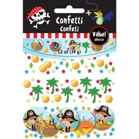 Little Pirate Value Confetti