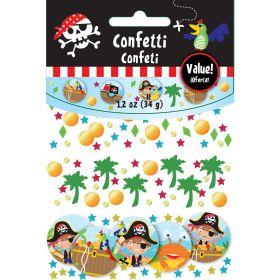 Little Pirate Value Confetti