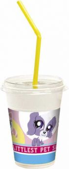The Littlest Pet Shop Party Milkshake Kit