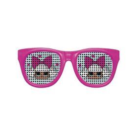 LOL! Surprise Novelty Glasses, pk4