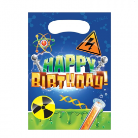 Mad Scientist Party Bags