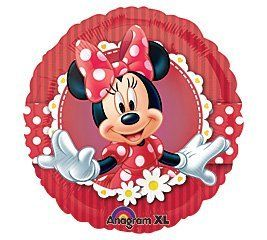 Mad About Minnie Foil Party Balloon