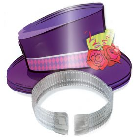 Mad Hatter Tea Party Tiaras pk4