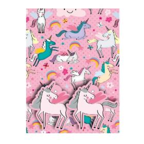 Magical Unicorn Gift Wraps & Gift Tags