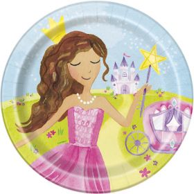 Magical Princess Plates