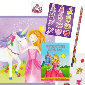 Princess Pre Filled Party Bags
