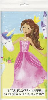 Magical Princess Plastic Tablecover