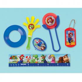 Super Mario Favour Pack