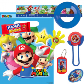 Super Mario Pre Filled Party Bags