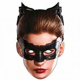 Batman Face Mask Catwoman