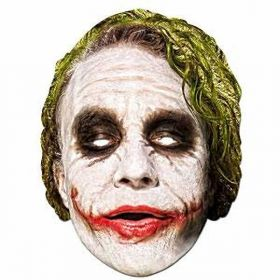 Batman Face Mask Joker