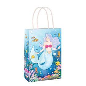 Mermaid Paper Party Bag