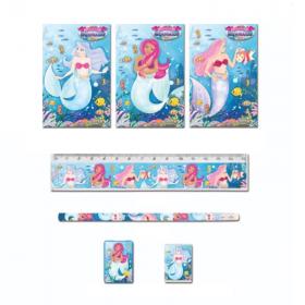 Mermaid Stationery Set