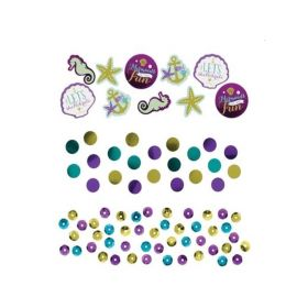 Mermaid Wishes 3-Pack Confetti 34g