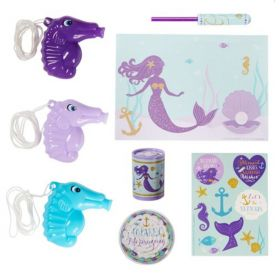 Mermaid Wishes Mega Favours Pack