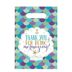 Mermaid Wishes Party Bags, pk8