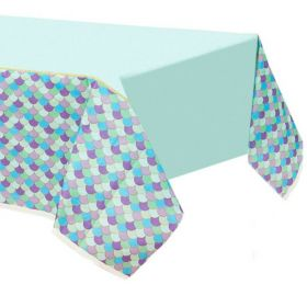 Mermaid Wishes Tablecover 1.37m x 2.59m