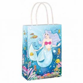 Mermaid Paper Bags with Handles