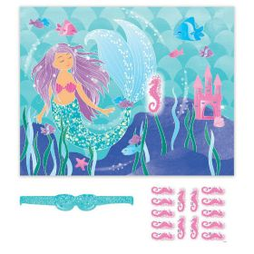 Mermaid Party Game for 14
